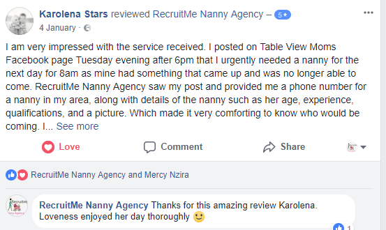 gallery/recruitme nanny review 1